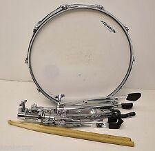Pearl SS 6 x 14 Snare Drum with Stand and Ludwig Case