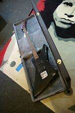 Gibson 1986 Explorer Bass in Black Finish