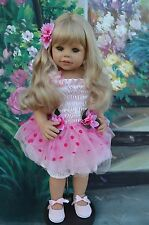 Masterpiece Dolls, Saturday's Child Outfit, Includes Dress, Panties and Shoes
