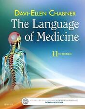 The Language of Medicine, 11e, Chabner BA  MAT, Davi-Ellen, New Book