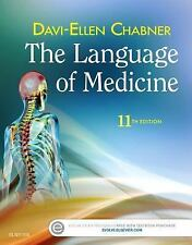 The Language of Medicine by Davi-Ellen Chabner (2016, Paperback) 11th Edition