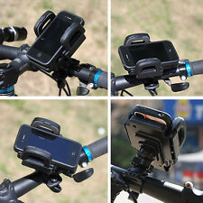 Rotating Motorcycle Bike Golf Handlebar Phone GPS PDA Mount Support Stand Holder