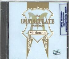 MADONNA THE IMMACULATE COLLECTION CD NEW GREATEST HITS