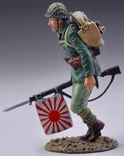 THOMAS GUNN WW2 PACIFIC RS024A JAPANESE RUNNING TRAIL GREEN TROUSERS MIB