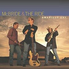 Amarillo Sky * by McBride & the Ride (CD, May-2002, Dualtone Music) NEW