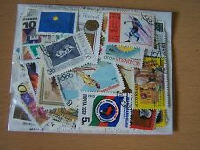 300 DIFFERENT WORLD STAMPS,EXCELLENT LOT.