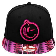 NEW Authentic YUMS New Era Hakuna Matata Black/Purple/Pink Snapback 366S