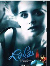 Publicité Advertising 1987 Parfum Loulou par Cacharel