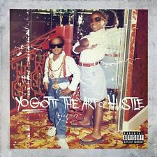 The Art of Hustle [Deluxe Edition] [PA] by Yo Gotti (CD Feb-2016 Epic (USA)) NEW
