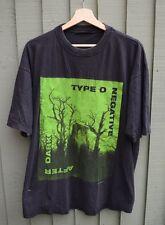 TYPE O NEGATIVE - 1998 - VINTAGE BAND TOUR T-SHIRT - Fits L/XL metal