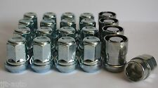 16 X M12X1.5 WOBBLE VARIABLE WHEEL NUTS & LOCKING TOYOTA PRIUS PICNIC RAV 4