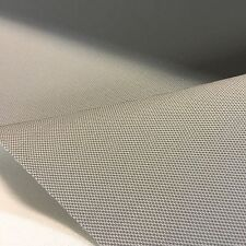 Grey Car Van Truck Auto Upholstery Cloth Material Fabric 02