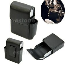 New Cigarette Hard Case Pouch Purse Skin fireworks machine belt package Black