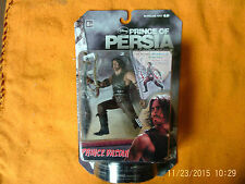 "Prince of persia ""prince rastan"" original (non ouvert) action figure new"