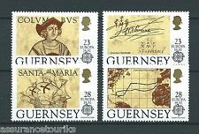 GUERNSEY - 1992 YT 560 à 563 - TIMBRES NEUFS** LUXE