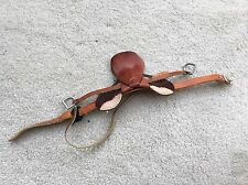 Breyer Horse Traditional Accessory English Saddle Dubliner Bristol Leather Brown