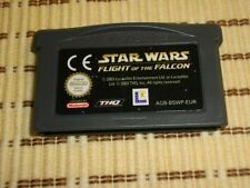 Star Wars Flight of the Falcon GameBoy Advance SP DS