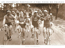 Smokers Presse E Sports Vintage Tour de France Racing Cycling Print Poster