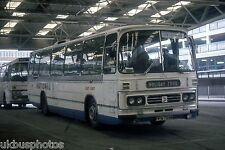 East Kent 8788 Victoria Coach Station 1981 Bus Photo
