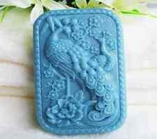 Peacock Silicone Soap Mold Lucky Horse Candle Mold Bird Silicone Mold Clay Mold