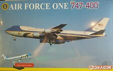 Dragon Air Force One 747-400 with Cutaway Views 1/144 Model Kit #14703 SEALED!!!