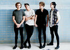 5SOS Poster, 5, Five Seconds of Summer Poster, Large, FREE P+P, CHOOSE YOUR SIZE