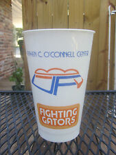 Stephen C. O'connell Center fighting Florida Gators Vintage plastic cup