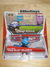 Disney Pixar Cars Matthew ''True Blue'' McCREW 2013 NEW