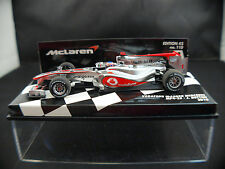 Minichamps Vodafone Mc Laren Mercedes MP4/25 Button edn 43 n°110 neuf 1/43 MIB
