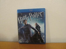 HARRY POTTER AND THE HALF-BLOOD PRINCE Blu Ray - I combine shipping 3 Disc + DC
