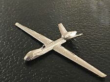 US Air Force MQ-9 Reaper Polished Diecast Challenge Coin
