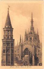 B6128 Italy Milano Duomo e Torre S Gottardo