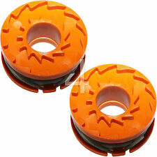 2 x ALM Trimmer Spool & Line for Qualcast CGT18LA CGT183A Strimmer