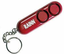 Sabre Personal Alarm Keychain Red 110 dB Siren Audible Up to 300' PA-RAIN01