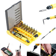 New 45 in1 Precision Screwdriver Tool Set Torx Mobile Phone PC Laptop Repair Kit