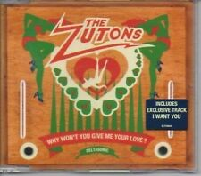 (AH786) The Zutons, Why Won't You Give Me Your- 2006 CD