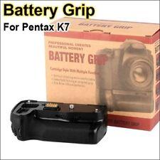 DBG4 Multi-Power Vertical D-BG4 Battery Grip Hand Holder Fr Pentax K7 K-7 K5 K-5