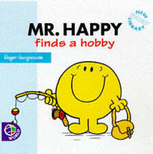 Mr. Happy Finds a Hobby (Mr. Men New Story Library),GOOD Book