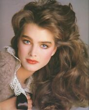 Brooke Shields Hair 8x10 Photo Picture Celebrity Print #134