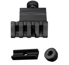 20mm Weaver Rail Mount Picatinny Quick Release Tactical 45 Degree Angle Offset