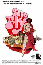 """SUPER FLY"" Movie Poster [Licensed-New-USA] 27x40"" Theater Size (1972)"