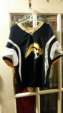 "Buffalo Sabres ""Buffa-Slug"" Logo CCM Hockey Jersey Kids Child Youth Size (4-7)"
