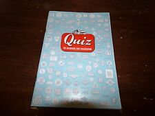 1950 Association Of American Railroads Quiz On Railroads and Railroading Booklet
