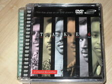 Take 6 - Reprise DVD-Audio DVD-A, k. Video/SACD Multichannel TOP rare OOP