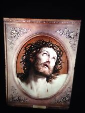 "Guido Reni ""Head Of Crucified Christ"" 35mm Italian High Baroque Art Slide"
