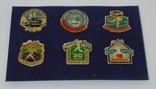 Lot of 6 Dodgers Player Pins. Garvey Cey Baker Koufax