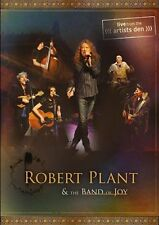 Live at the Artist's Den * by Band of Joy/Robert Plant (DVD, Jul-2012,...