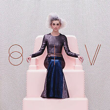St Vincent SELF TITLED 5th Album +MP3s Gatefold DIGITAL WITNESS New Vinyl LP