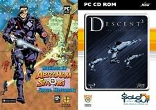 maximus xv & descent 3   new&sealed