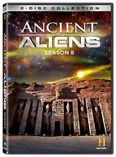 ANCIENT ALIENS : SEASON 8  -  DVD - Region 1 - Sealed